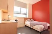 Příklad ubytování studentů na jazykovém kurzu, ATC Dublin Irsko