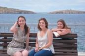 Studenti anglického jazyka na škole BELS Malta