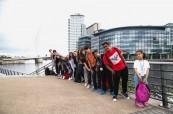 Poznávání místa pobytu je nedílnou součástí jazykového kurzu v zahraničí, BSC Manchester