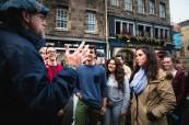 Poznávání nového města s výkladem, BSC Edinburgh