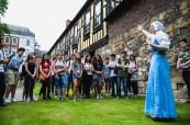 Tématická prohlídka krásného a historického města York připravená pro studenty letního kurzu angličtiny, BSC York
