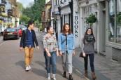 Objevování místa pobytu je součástí studia v zahraničí, LAL Londýn Twickenham