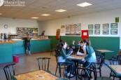 Studenti střední školy Colegio Maravillas v Benalmádeně u Malágy ve Španělsku