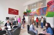 Pěkné čisté prostředí jazykové školy BELS Malta