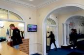 Škola Cork English College v Corku vlastní celkem tři budovy, které najdeme v centru města blízko u sebe