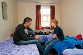 Studenti LTC Eastbourne jsou ubytovaní přímo v historickém zámečku ve školní rezidenci