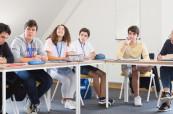 Ve třídě je v průměru pouze 5 studentů, což zajišťuje individuální přístup ke každému studentovi