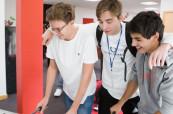 Studenti jazykové školy Severnvale Academy v Shrewsbury si výuku i lektory velice pochvalují