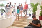 Studenti angličtiny ve škole BELS Malta