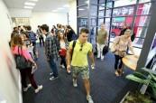 Vstup do školy British Study Centres v Londýně