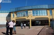 Střední škola v Benalmádeně ve Španělsku