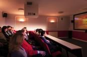 Škola Anglolang Scarborough má své vlastní kino