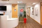 Jazyková škola LAL London Twickenham je hezká čistá a moderní