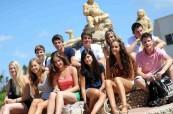 Studenti při výletu po Maltě BELS Malta