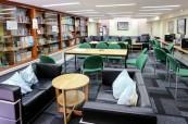 Studenti jazykového kurzu mají na škole British Study Centres dostatek prostoru pro relaxaci a odpočinek