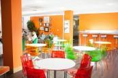 Společné prostory k relaxaci EC Brighton
