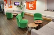 Společné relaxační prostory EC Brighton