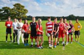 Sport na střední škole Brockenhurst College