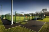 Sportovní zázemí má škola Brockenhurst College v Anglii na výborné úrovni