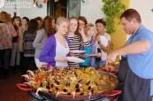 Studium v zahraničí přináší možnost ochutnat i místní speciality Colegio Maravillas Španělsko