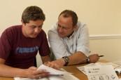 Lektoři anglického jazyka se studentům plně věnují a přistupují ke každému individuálně, Cork English College