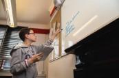 Výuka anglického jazyka probíhá zábavnou formou, BSC Manchester
