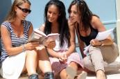 Studenti angličtiny na jazykové škole BELS Malta