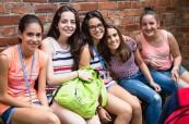 Studenti letního jazykového kurzu, BSC York