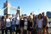 Studenti se při odpoledních aktivitách podívají také po londýnských památkách, LAL Londýn Twickenham