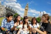 Exkurze studentů na letním kurzu angličtiny po Londýně, BSC London