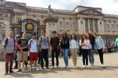 Exkurze studentů LTC Eastbourne v Londýně