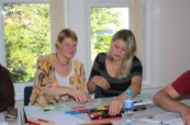 Studenti kurzu pro učitele ve výuce, BEET-ITTC Bournemouth