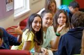 Studenti na letním jazykovém pobytu na škole BSC London
