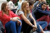 Studenti na letním kurzu v zahraničí si mnohdy najdou přátele na celý život, BSC London
