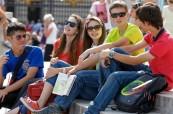 Studenti letního jazykového kurzu angličtiny v Londýně, BSC London