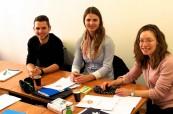 Studenti ve výuce francouzského jazyka, LSF Montpellier Francie
