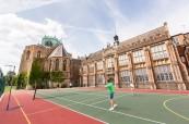 Tenisový turnaj studentů ELC Bristol