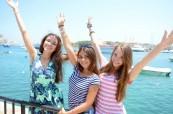 Studenti letního kurzu angličtiny LAL Malta Sliema