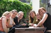 Studenti jazykového pobytu ELC Bristol