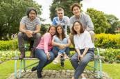 Studenti jazykového kurzu v zahraničí, Milner School of English, Wimbledon Londýn, Anglie