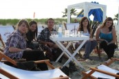 Studenti jazykového kurzu v zahraničí na výletě se školou Inlingua Berlín