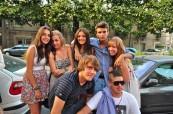 Během letního kurzu v zahraničí si studenti vytvoří přátelství, která mnohdy trvají i celý život, LSF Montpellier Francie