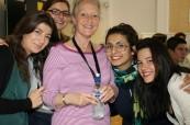 Studenti angličtiny jsou si se svými lektory velice blízcí, Meridian School of English Portsmouth
