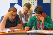 Výuka na škole Meridian School of English v Plymouth je velice kvalitní