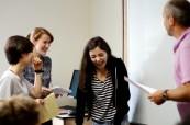 Výuka anglického jazyka na škole British Study Centres v Londýně probíhá zábavnou formou