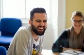 Studenti jazykového kurzu v zahraničí British Study Centres Edinburgh