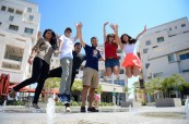 Prohlídka Sliemy, živého letního letoviska, LAL-IELS Malta
