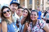 Studenti jazykového kurzu angličtiny na škole ACE Malta v St. Julian's