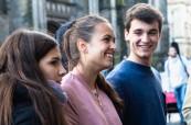 Studium v zahraničí přináší mnoho nových zážitků a přátel, BSC Edinburgh