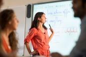 Učebny jazykové školy LSI Porstmouth jsou moderně vybaveny
